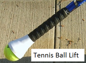Tennis Ball Lift